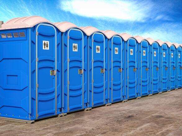 portable restroom san diego